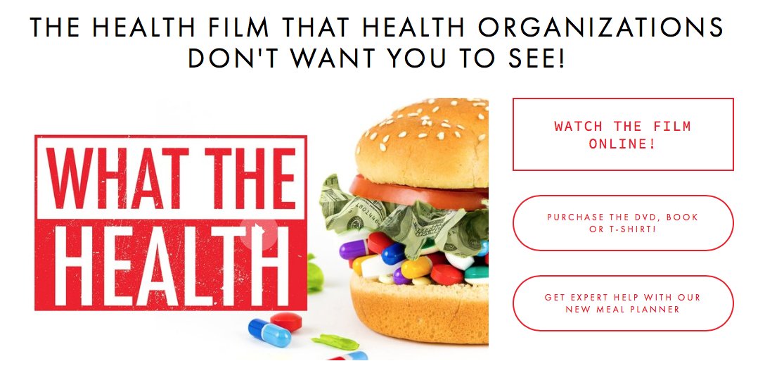 what the health the film