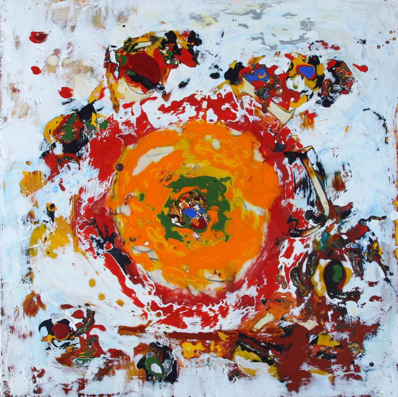 encaustic painting number 2