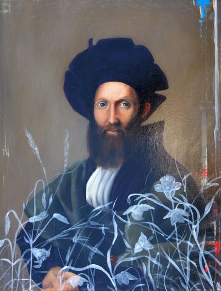 Raphael, oil painting