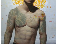 brian – oil on linen – 36 x 56 inch