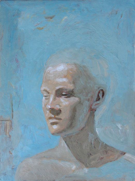 unknown4, oil painting