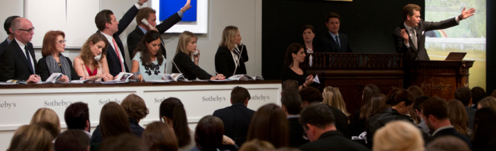 Contemporary Art and Paintings Sale Totals £93.2 Million