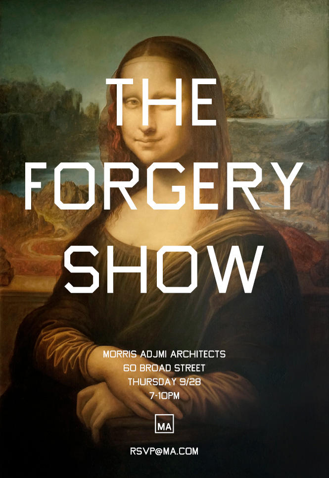 Morris Adjmi Architects presents the Next Forgery Show in NY